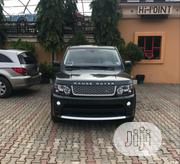 Land Rover Range Rover Sport 2012 HSE LUX Green | Cars for sale in Lagos State, Isolo