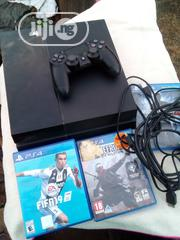 PS4 With Accessories And Games | Video Game Consoles for sale in Edo State, Egor