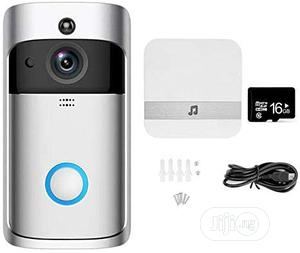 Wifi Video Doorbell Night Vision Wireless Home Security Camera