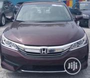 Honda Accord 2016 Red | Cars for sale in Lagos State, Victoria Island