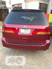 Honda Odyssey 2005 Red | Cars for sale in Lagos State, Surulere