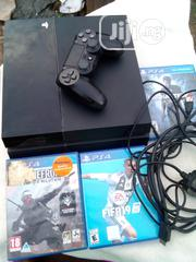 Perfect PS4 With FIFA19 | Video Game Consoles for sale in Edo State, Ovia North East