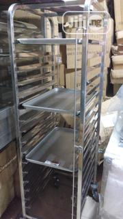 LINKRICH Quality Bread Rack/Trolley | Restaurant & Catering Equipment for sale in Lagos State, Ojo