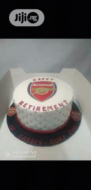 Football Club Cake | Party, Catering & Event Services for sale in Lagos State, Alimosho
