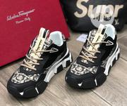 Ferragamo And Dolce And Gabbana Sneaker Swipe To Pick Your Preferred | Shoes for sale in Lagos State, Lagos Island