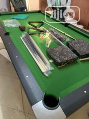 Imported Snooker Board With Complete Accessories   Sports Equipment for sale in Lagos State, Kosofe