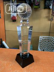 Crystal Award Plaque | Arts & Crafts for sale in Lagos State, Victoria Island