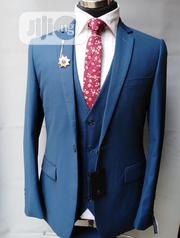 3pieces Omo Blue Suit | Clothing for sale in Lagos State, Lagos Island