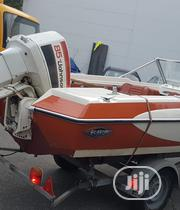 Tokunbo Power Boat Johnson 85hp For Sale | Watercraft & Boats for sale in Lagos State, Lekki Phase 1