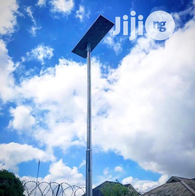 Original All In One Solar Street Light With 2 Years Warranty