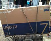 Original Samsung TV 75 Inches | TV & DVD Equipment for sale in Lagos State, Ojo