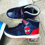 Children Hi Top Sneakers | Children's Shoes for sale in Lagos State, Ikorodu