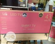 Bland New 43 Inches LG Smart Tv | TV & DVD Equipment for sale in Lagos State, Ojo