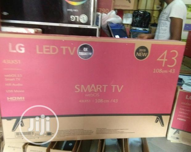 Bland New 43 Inches LG Smart Tv