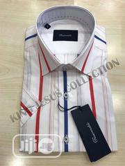 Levi Gardin Short Sleeve Packet Shirts | Clothing for sale in Rivers State, Port-Harcourt