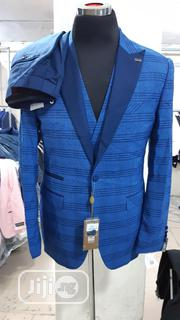 Quality Arare Men's 3pcs Fitted Suit | Clothing for sale in Lagos State, Lagos Island