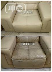 Professional Leather Upholstery/Rug Cleaning Services | Cleaning Services for sale in Lagos State, Yaba