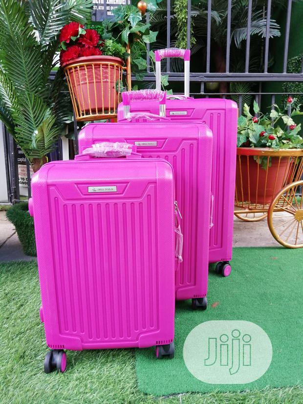 Quality ABS Trolley Luggages