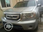 Honda Pilot EX 4dr SUV (3.5L 6cyl 5A) 2010 Silver | Cars for sale in Lagos State, Lagos Mainland