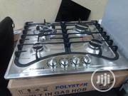 Polystar 4 Bunner Inbuilt Cabinet Gas Cooker With Low Gas Consumption | Kitchen Appliances for sale in Lagos State, Lagos Mainland