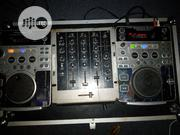 2 American Audio Pro Scratch + Numark M4 | Audio & Music Equipment for sale in Oyo State, Ibadan South West