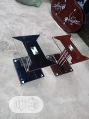 Sidestools Black And Brown | Furniture for sale in Lagos State, Ikotun/Igando