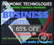 Get A Business Website | Computer & IT Services for sale in Lagos State, Ojota
