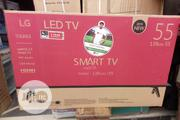 Lg 55 Inches Smart Led Tv, With Video Usb, Full HD & Av Input. | TV & DVD Equipment for sale in Lagos State, Lagos Mainland