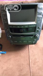 Lexus Is 250 Complete Dashboard And Touchscreen NAVIGATION | Vehicle Parts & Accessories for sale in Lagos State, Ikeja