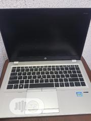 Laptop HP EliteBook Folio 9470M 8GB Intel Core i5 SSD 256GB | Laptops & Computers for sale in Lagos State, Ikeja