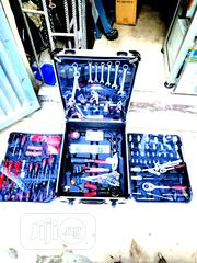 187 Pieces Tool Set With Combination Wrench | Hand Tools for sale in Lagos State, Ojo