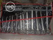 Ring Spanner Set Of 12 (6x7 - 30x32mm) | Hand Tools for sale in Lagos State, Lagos Island