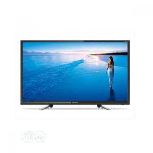 "Polystar 28"" Rechargeable Slim LED TV With Built In Battery"