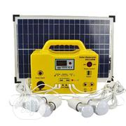 1220w – 20w Dc ROY Solar Generator With Fm Radio | Solar Energy for sale in Lagos State, Victoria Island
