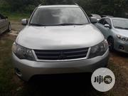 Mitsubishi Outlander 2007 2.4 4WD Intense Silver | Cars for sale in Abuja (FCT) State, Galadimawa