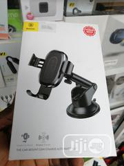 Car Phone Wireless Charger Mount | Vehicle Parts & Accessories for sale in Lagos State, Ikeja