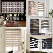 Latest Designs Of Day And Night Window Blinds | Home Accessories for sale in Anambra State, Onitsha North