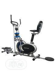 Brand New Technofitness Multi-function Orditrac 3in1 Hg8.3 Gast | Sports Equipment for sale in Lagos State, Surulere