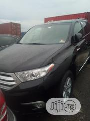 Toyota Highlander 2013 Black | Cars for sale in Lagos State, Apapa