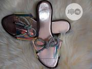 Butterfly Transparent Slippers | Shoes for sale in Lagos State, Alimosho