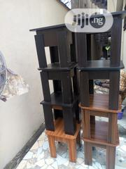 Wooden Sides Stool | Furniture for sale in Lagos State, Lagos Mainland