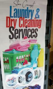 Stars Concept Laundry And Dry Cleaning Services | Cleaning Services for sale in Lagos State, Ojodu