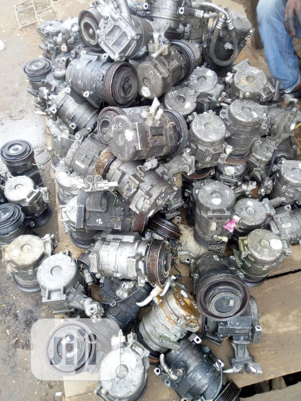 All Types Of AC Compressor And Condenser