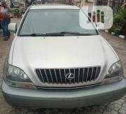 Lexus RX 2000 Silver   Cars for sale in Lagos State, Oshodi-Isolo
