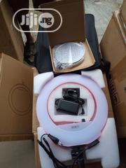 12 Inches Mirror Ringlight Battery Space   Accessories & Supplies for Electronics for sale in Lagos State, Lagos Island