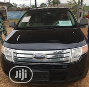 Ford Edge 2010 SE 4dr FWD (3.5L 6cyl 6A) Blue | Cars for sale in Ogun State, Abeokuta South