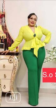 Female Formal Top and Trouser | Clothing for sale in Lagos State, Gbagada