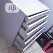 Neatly Used Ten Drawers Cabinet | Furniture for sale in Lagos State, Victoria Island