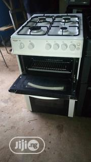 4 Burners Face Gas Cooker With Oven and Grill | Kitchen Appliances for sale in Lagos State, Lekki Phase 1
