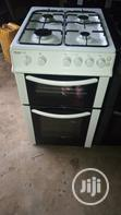 4 Burners Face Gas Cooker With Oven and Grill | Kitchen Appliances for sale in Lekki Phase 1, Lagos State, Nigeria